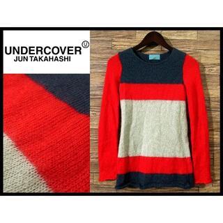 UNDERCOVER - 激レア アンダーカバー LEAF期 初期 97AW モヘア 混 ニット セーター