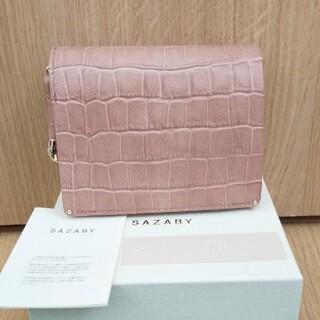 SAZABY - SAZABY サザビー 二つ折り財布