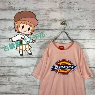 ディッキーズ(Dickies)の【人気】ディッキーズ Tシャツ デカロゴ プリントロゴ オーバーサイズ(Tシャツ/カットソー(半袖/袖なし))