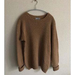 マルニ(Marni)のC.E. FORSYTH shaggy dog crewneck sweater(ニット/セーター)