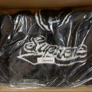 Supreme - Supreme Faux Fur Varsity Jacket キムタク着用