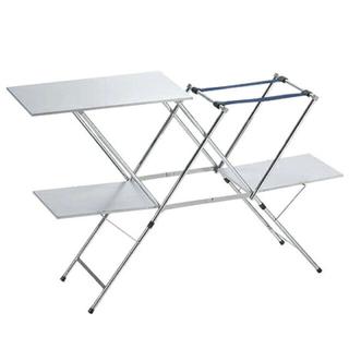 ユニフレーム(UNIFLAME)のユニフレーム キッチンスタンド 美品(テーブル/チェア)
