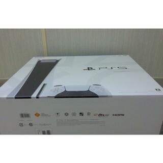 プレイステーション(PlayStation)のPlaystation5 本体 コントローラー セット   ディスクドライブ搭載(家庭用ゲーム機本体)