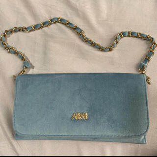 アーカー(AHKAH)のAHKAH 手さげ財布(財布)