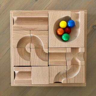 BorneLund - カデンカデン クーゲルバーン 玉の道 知育玩具 キュボロ ボーネルンド