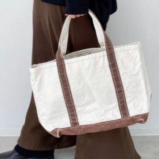 アパルトモンドゥーズィエムクラス(L'Appartement DEUXIEME CLASSE)のused☆アパルトモン L.L.BEAN Canvas tote bag M(トートバッグ)