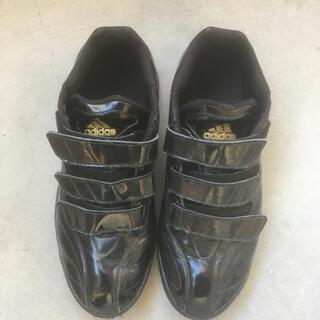 アディダス(adidas)の野球用トレーニングシューズ 25.0(シューズ)