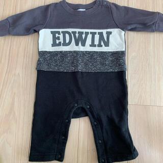 エドウィン(EDWIN)のEDWINロンパース70(ロンパース)