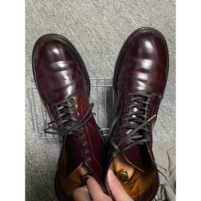 Alden(オールデン)のalden オールデン コードバンブーツ メンズの靴/シューズ(ドレス/ビジネス)の商品写真