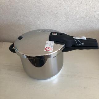 ヴェーエムエフ(WMF)のトトロン様専用  WMF 圧力鍋 片手鍋 4.5L(鍋/フライパン)