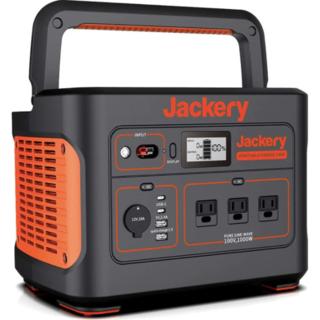 新品 Jackery ポータブル電源 1000 278400mAh/1002Wh(その他)