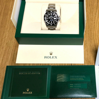 ROLEX - ロレックス サブマリーナ デイト 126610LN【未使用】