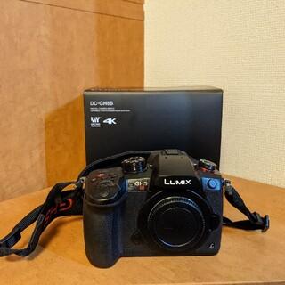 Panasonic - 一眼カメラ DC-GH5S(本体)