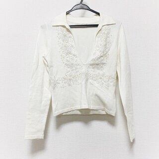 ヴァレンティノ(VALENTINO)のバレンチノ 長袖セーター サイズS美品  -(ニット/セーター)