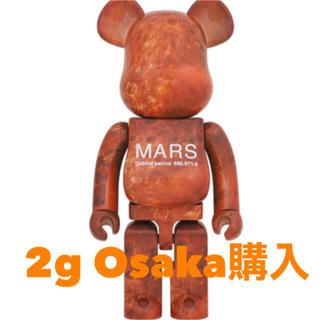 メディコムトイ(MEDICOM TOY)のコダツノ様専用【新品未開封】BE@RBRICK MARS 1000%(その他)