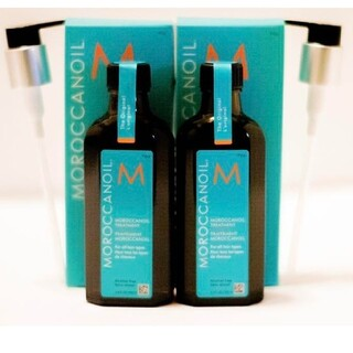 モロッカンオイル(Moroccan oil)の新品未使用 モロッカンオイル 100ml 2本(オイル/美容液)