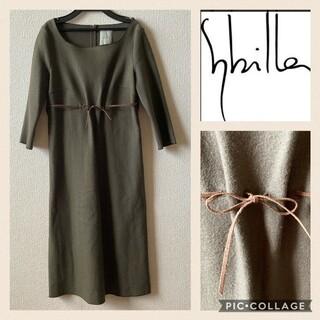 Sybilla - シビラ☆ウール 100% ワンピース