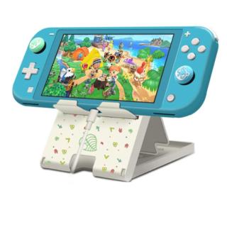 Nintendo Switch/Lite対応どうぶつの森 プレイスタンド 折り畳