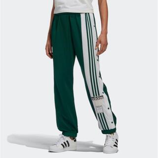adidas - アディダスオリジナルス アディブレイクトラックパンツ Mサイズ グリーン