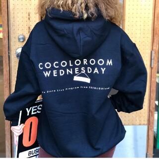 ココロブランド(COCOLOBLAND)のCOCOLOBLAND ROOM WEDNESDAY HOODIE(パーカー)