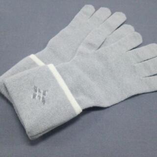 ルイヴィトン(LOUIS VUITTON)のルイヴィトン 手袋 レディース美品  M70839(手袋)