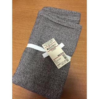 ムジルシリョウヒン(MUJI (無印良品))の無印良品(MUJI)ブークレー座布団カバー(クッションカバー)55×59cm(クッションカバー)