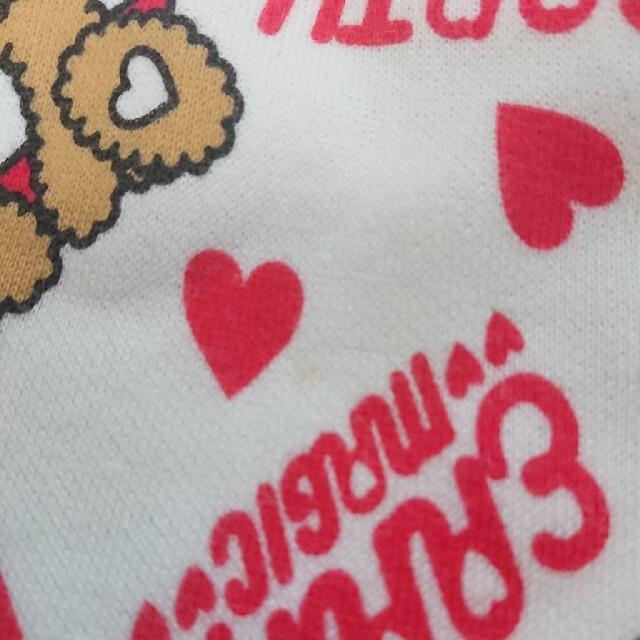 EARTHMAGIC(アースマジック)の❇️売り切れ❇️アースマジック おすわり マフィー 総柄  ワンピース 120 キッズ/ベビー/マタニティのキッズ服女の子用(90cm~)(ワンピース)の商品写真