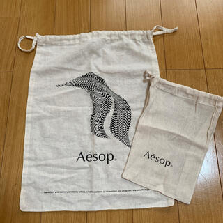 イソップ(Aesop)のAesop 袋 2枚(ショップ袋)