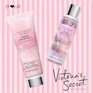 ヴィクトリアズシークレット(Victoria's Secret)の【新作!】ヴィクトリアシークレット  ボディローション・ボディミストセット(ボディクリーム)