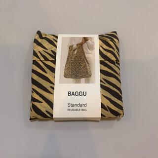 BEAMS - baggu タイガーストライプ