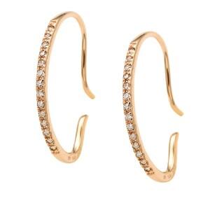 BARNEYS NEW YORK - hirotaka ヒロタカ Gossamer Diamond Earrings