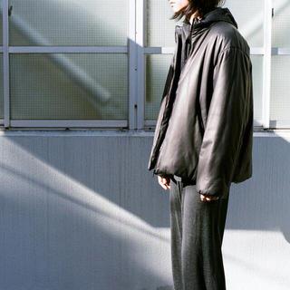 COMOLI - COMOLI 21SS ディアスキンインサレーションジャケット サイズ 3 新品