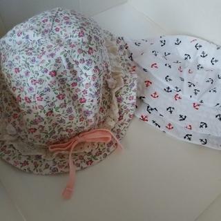スーリー(Souris)のスーリー 帽子 新生児 乳児 まとめ売り(帽子)