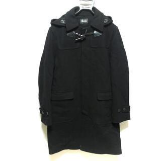 ハロッズ(Harrods)のハロッズ コート サイズ38 M メンズ - 黒(その他)