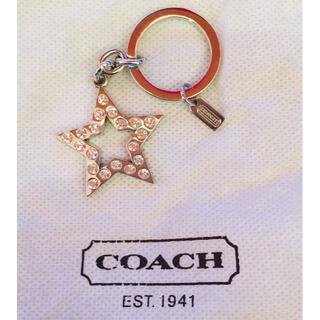 コーチ(COACH)のコーチ キーリング スター(92024923)(キーホルダー)