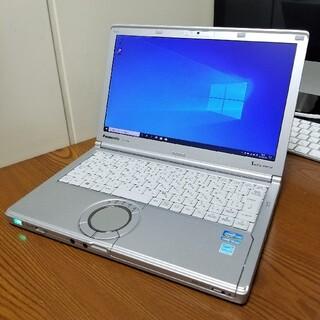 パナソニック(Panasonic)のレッツノート CF-SX2 4GB/HDD500GB MS office付(ノートPC)