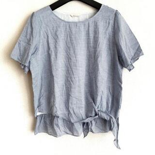 ローズティアラ(Rose Tiara)のローズティアラ 半袖カットソー 46 XL -(カットソー(半袖/袖なし))