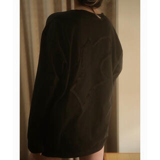 バブルス(Bubbles)のMELT THE LADY body long T-shirt(Tシャツ(長袖/七分))
