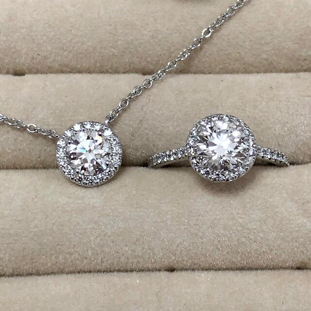 Tiffany & Co.(ティファニー)のサキ様専用❗️0.7ct!ティファニー ソレスト リング レディースのアクセサリー(リング(指輪))の商品写真