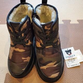 mikihouse - ミキハウス ダブルビー 靴 ブーツ 19