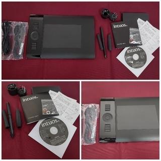 ワコム(Wacom)のワコム WACOM PTK-440/K0 ペンタブレット(PC周辺機器)