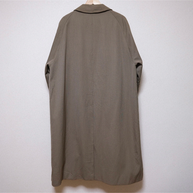BURBERRY(バーバリー)のカバートクロス バーバリー 一枚袖  メンズのジャケット/アウター(ステンカラーコート)の商品写真