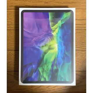 iPad - 【新品未開封】iPad pro 11 128GB Wi-Fiモデル シルバー