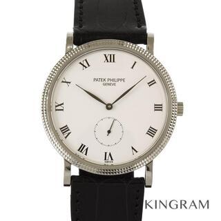 パテックフィリップ(PATEK PHILIPPE)のパテックフィリップ カラトラバ  メンズ腕時計(腕時計(アナログ))