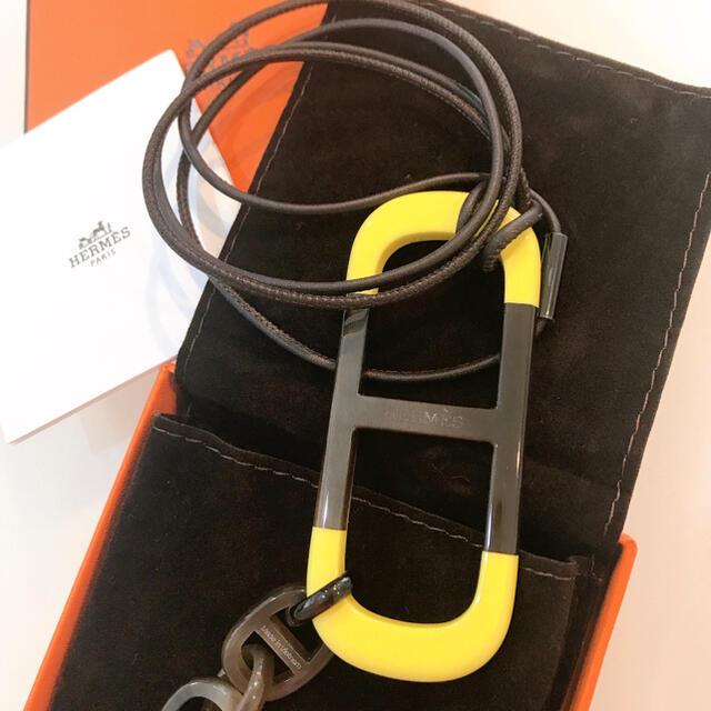 Hermes(エルメス)のエルメスバッファローホーン レディースのアクセサリー(ネックレス)の商品写真