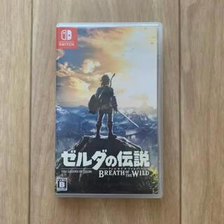 ニンテンドースイッチ(Nintendo Switch)のゼルダの伝説 スイッチ ソフト(家庭用ゲームソフト)