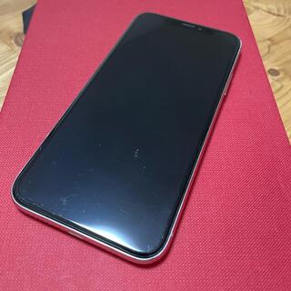 iPhone - iPhoneX 64GB SIM FREE ホワイト