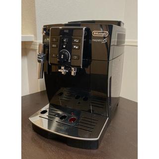 デロンギ(DeLonghi)の【幸様】デロンギ マグニフィカS 全自動コーヒーメーカー(エスプレッソマシン)