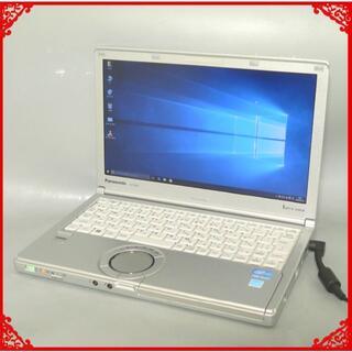 パナソニック(Panasonic)の中古ノートPC Pana CF-NX2AWLCS i5 320G Win10(ノートPC)