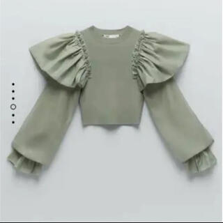 ザラ(ZARA)のタグ付き★ZARA セーター ニット(ニット/セーター)